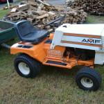 Closer tractor