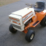 AMF Lawn tractor serviced and repaired